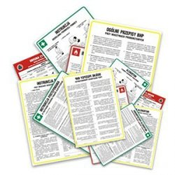 Instrukcja BHP przy magazynowaniu środków ochrony roślin oraz nawozów 422-132