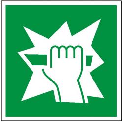 Znak stłuc aby uzyskać dostęp (F.F.)