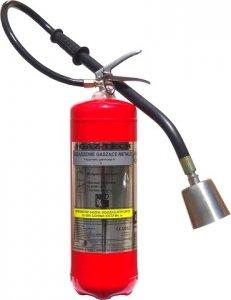 Urządzenie gaszące metale UGM-6x D (metale palne)