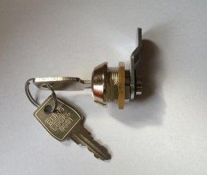Zamek patent Boxmet nr 9081