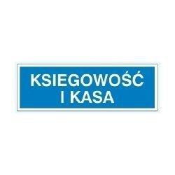 Znak KSIĘGOWOŚĆ I KASA 801-78 F.Z.