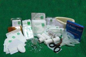 Wyposażenie apteczki pierwszej pomocy PK-4 + ustnik