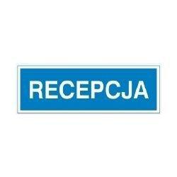 Znak RECEPCJA 801-88 F.Z.