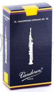 VANDOREN CLASS. stroiki do saksofonu sopranowego - 2,5 (10)