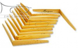 MARIGAUX drewno fasonowane do stroików oboju 10.5H (10 szt.)