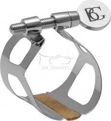 BG L2 ligatura do klarnetu B posrebrzana TRADITION