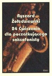 CONTRA Żołędziewski R. - 24 Ćwiczenia dla początkującego saksofonisty