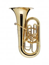 BESSON tuba Eb Sovereign BE983-L lakierowana, 4 wentyle front action, z futerałem