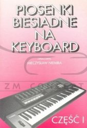 NIEMIRA M.: Piosenki biesiadne cz. 1 na keyboard