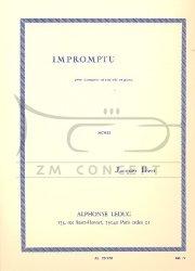 Ibert, Jacques Impromptu: na trąbkę i fortepian