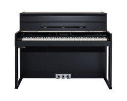 BLUETHNER pianino cyfrowe e3 Digital Piano, czarny połysk