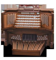 ALLEN organy cyfrowe seria Church, model G570a