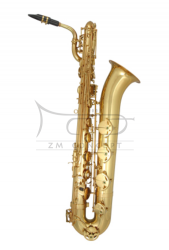 TREVOR JAMES saksofon barytonowy Eb SR, lakierowany, z futerałem