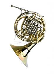 PAXMAN waltornia F/Bb/f Model 75-3, triple bore full triple horn, rozkr. czara medium, lakierowana