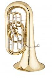 ANDREAS EASTMAN tuba Eb EBE853, PROFESSIONAL, 4/4, 4 wentyle tłokowe, lakierowana, z futerałem