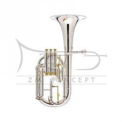 BESSON sakshorn tenorowy Eb Prestige BE2050G-2G-0 posrebrzany, z futerałem