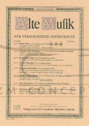Pfeiffer, Franz Anton Concerto B-Dur: na Fagot i okriestrę (wyciąg fortepianowy)