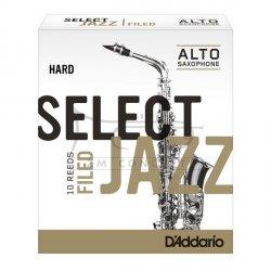 RICO SELECT JAZZ stroiki do saksofonu altowego 3M (10)