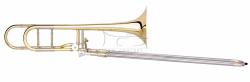 B&S puzon tenorowy Bb Challanger I BSMS1-1-0, lakierowany, z futerałem