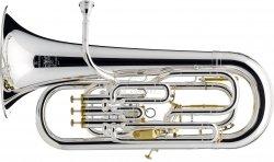 BESSON eufonium Bb Prestige BE2051-2G-0 kompensacyjne (3+1) posrebrzane, z futerałem