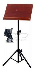GEWA BSX pulpit orkiestrowy płyta drewno brąz, 02900800