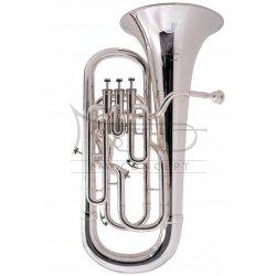BESSON eufonium Bb Prodige BE163-2-0, posrebrzane, 4 wentyle, z futerałem