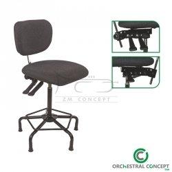 ORCHESTRAL CONCEPT Krzesło orkiestrowe uniwersalne - komfortowe UNIVERSAL 01