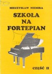 Niemira Mieczysław: Szkoła na fortepian cz. 2