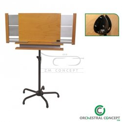 ORCHESTRAL CONCEPT Pulpit dyrygenta drewniany DIRECTOR STAND
