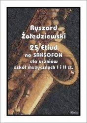 CONTRA Żołędziewski R. - 25 Eetiud na Saksofon dla ucznów szkół muzycznych I i II st.