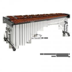 STUDIO49 MARIMBA C profesionalna, model RM50, 5 oktaw, płytki brzmieniowe z Afrykańskiego Mututi