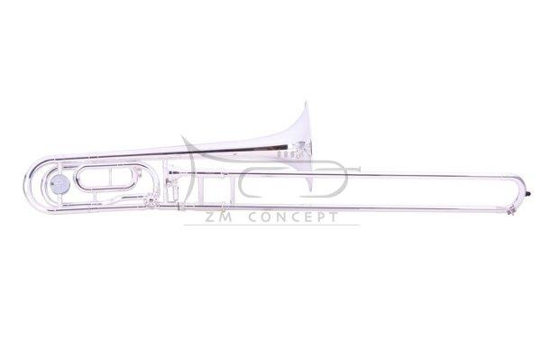 JOHN PACKER puzon tenorowy B/F JP332SRATH Silverplated, posrebrzany, z futerałem