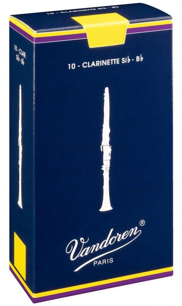 VANDOREN CLASS. stroiki do klarnetu B - 2,5 (10)
