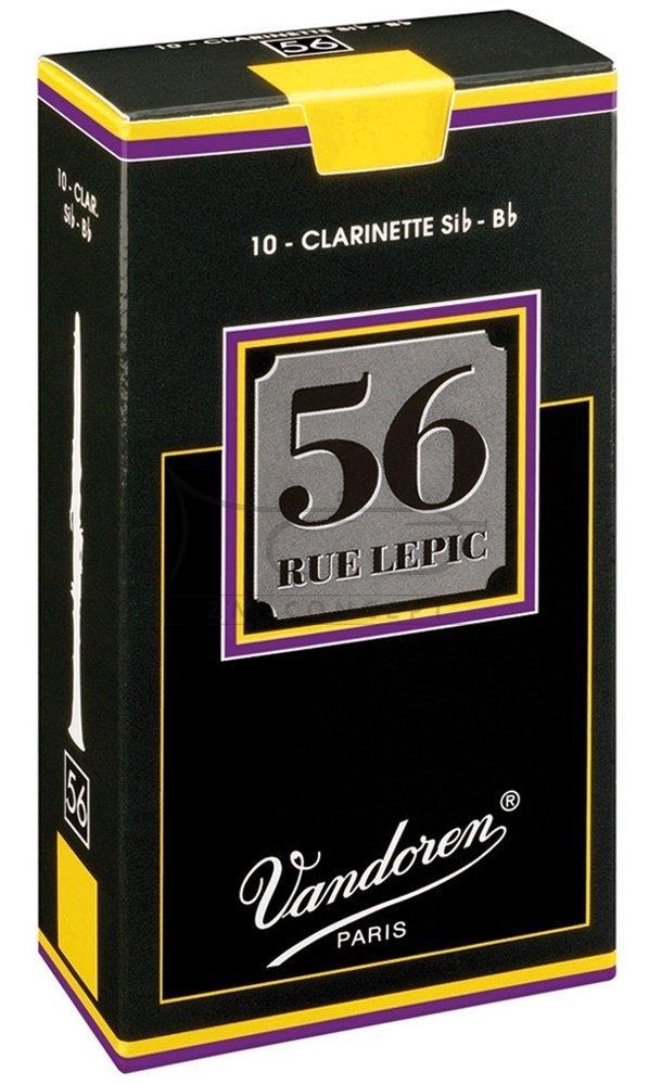 VANDOREN 56 RUE stroiki do klarnetu B - 2,5 (10)