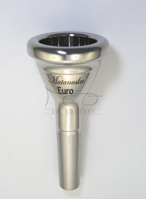 Giddings Mouthpieces Matanuska Euro ustnik do tuby