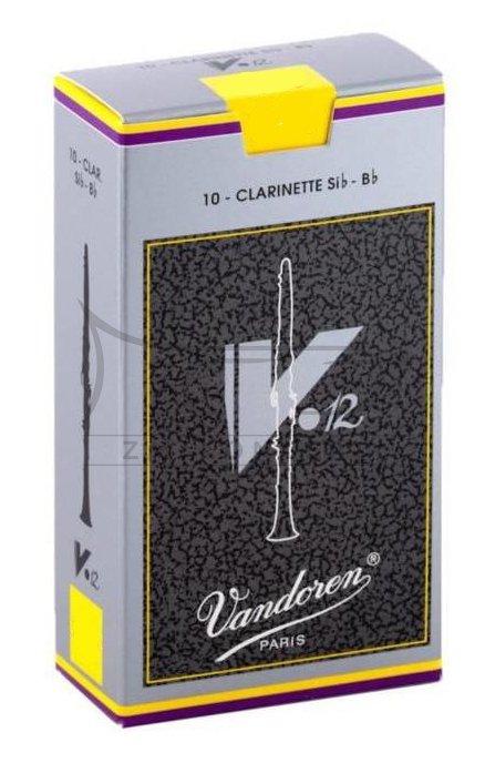 VANDOREN V12 stroiki do klarnetu B - 3,5+ (10)
