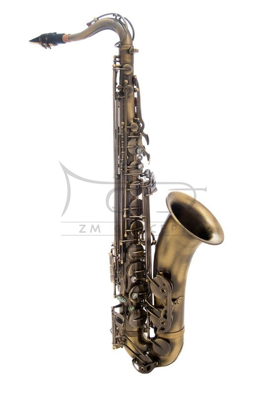 JOHN PACKER saksofon tenorowy JP042V Vintage, lakierowany, z futerałem