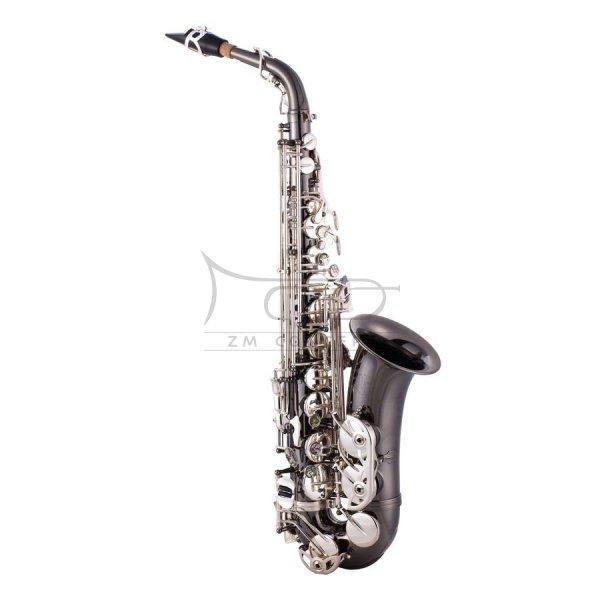 JOHN PACKER saksofon altowy Es JP045BS Black lacquer, lakierowany, z futerałem
