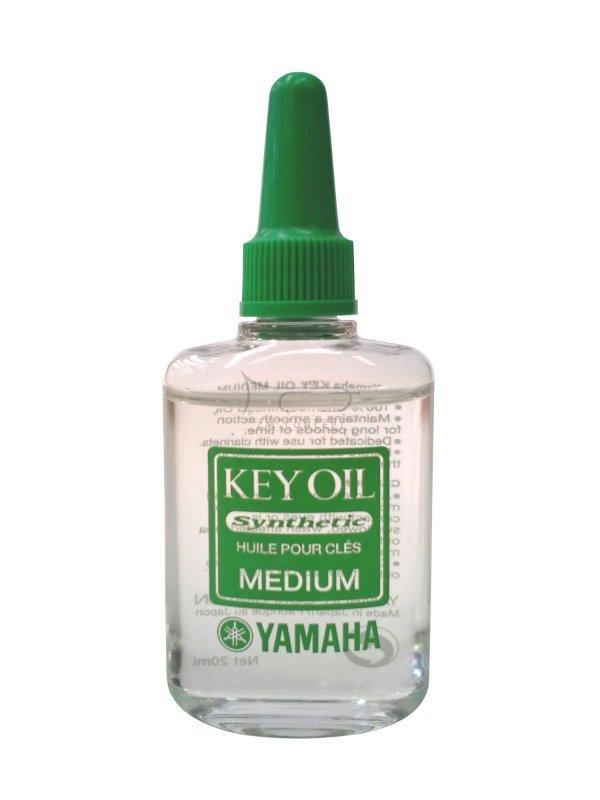YAMAHA KEY OIL  oliwka do mechaniki (M -medium) do klarnetu