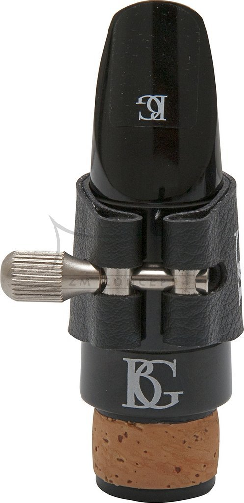 BG L4SR ligatura do klarnetu B pozłacana wkładka, zielona SUPER REVELATION