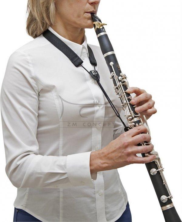 BG CFLP pasek do klarnetu Flex strap nieelastyczny
