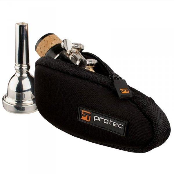 PROTEC N264 pokrowiec na ustnik do puzonu, eufonium, saksofonu, klarnetu