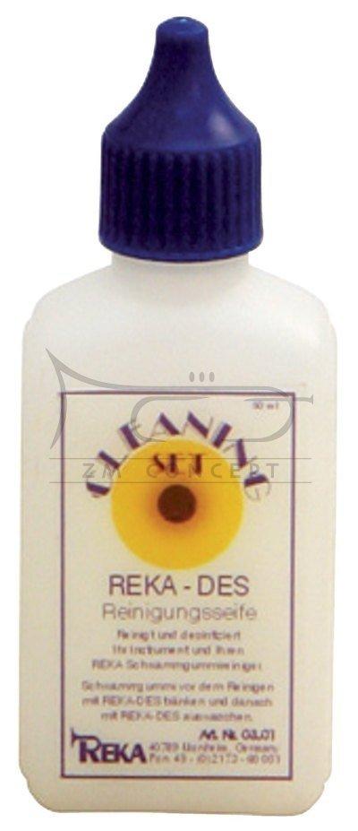 REKA Cleaning Set preparat do dezynfekcji i czyszczenia instrumentów
