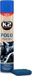 K2 POLO COCKPIT LAWENDA + MIKROFIBRA 750ml do kokpitu