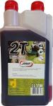 JASOL 2T Stroke OIL Semisynthetic TC 1L DOZOWNIK czerwony