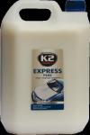 K2 K145 Szampon z woskiem EXPRESS 5L biały