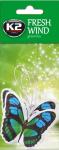 K2 V183D Dwie choinki motyl FRESH WIND GREEN TEA DUOPACK