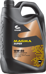 CYCLON MAGMA SUPER 15W-50 4L