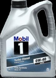 MOBIL 1 Turbo Diesel 4L 0W-40