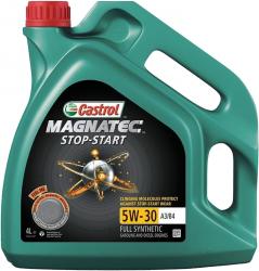 CASTROL MAGNATEC 5W-30 A3/B4 STOP-START  4L.